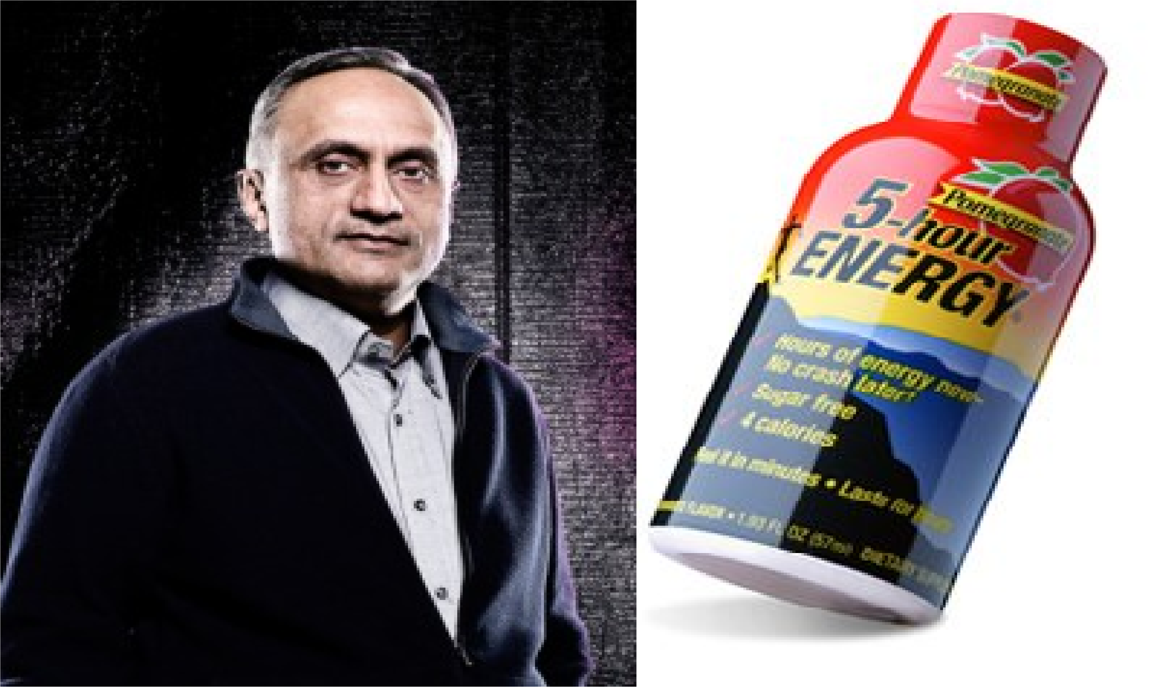 Manoj Bhargava 5 Hour Energy Related Keywords & Suggestions ...