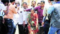 NDTV Reports Prime Minister Narendra Modi's estranged wife, Jashodaben, has filed an RTI application asking for an explanation of the sort of security that she gets from the government. After […]