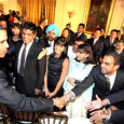 It's lunchtime at the home of the Consul General of India in New York, Dnyaneshwar M. Mulay. A young Hindu American arrives. Her name is Suchitra Vijayan and she teaches […]