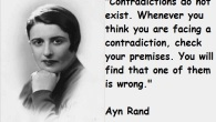 I find this letter of Ayn Rand rich with life's advice while showing clarity and lucidity of thought and words. This letter has gone viral over the last few days, […]